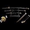 Black Flower Blade Set