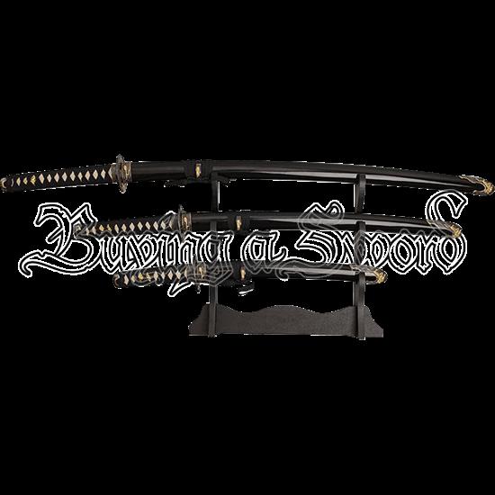 Black Tiger Blade Set