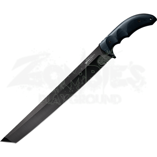 Magnum Warcraft Tanto by Cold Steel