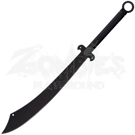 Modified Chinese Sword Machete by Cold Steel