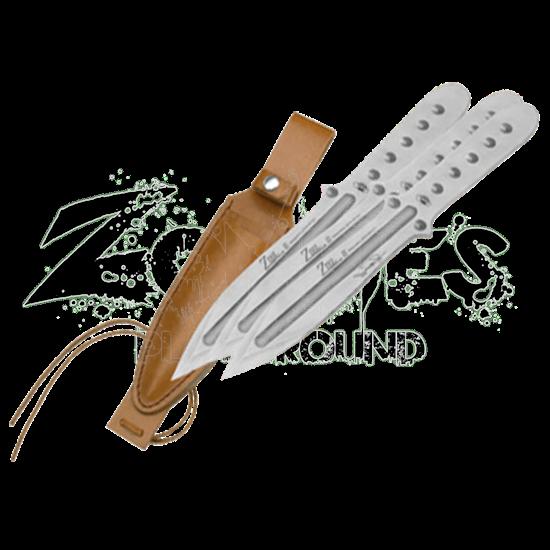 Bailey Ziell II Throwing Knife Set