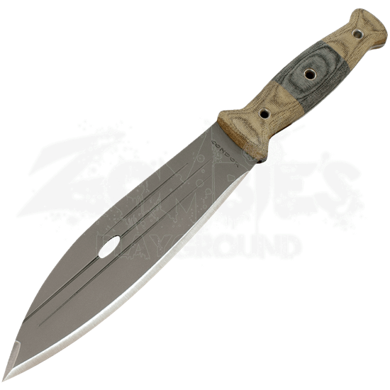 Primitive Bush Knife
