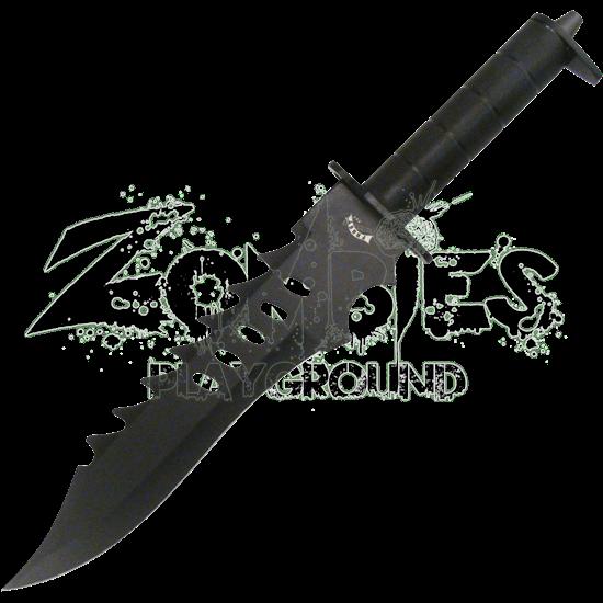 Fire Warrior Bowie Knife