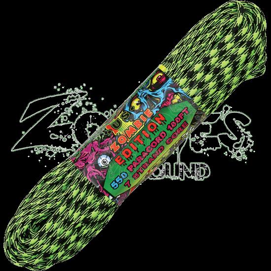 Zombie Outbreak Parachute Cord