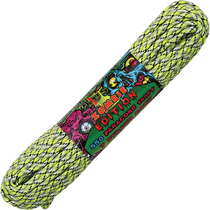 Zombie Infection Parachute Cord