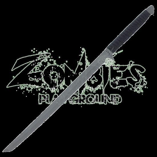 Black Ronin Ninja Sword Slimline Machete
