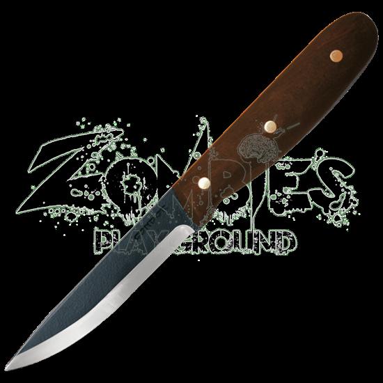 Sapien Knife - Hardwood Handle