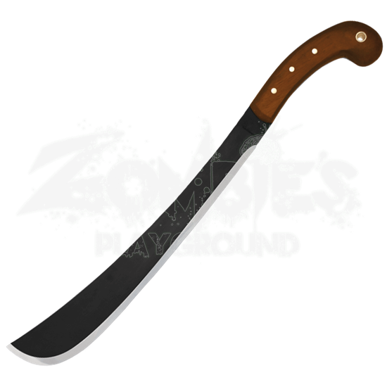 Golok Machete with Sheath