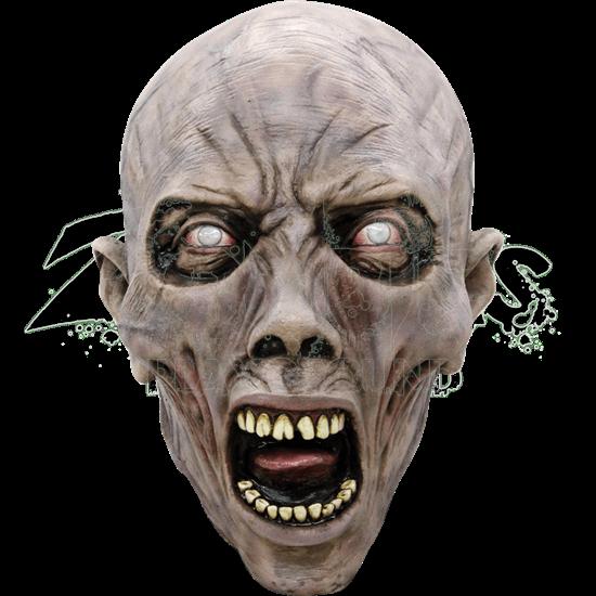 WWZ Screaming Zombie Mask