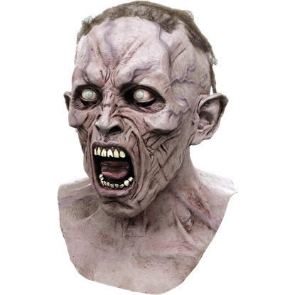 Deluxe WWZ Screaming Zombie Mask