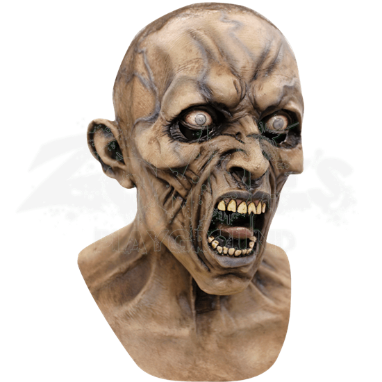 Deluxe WWZ Roaring Zombie Mask
