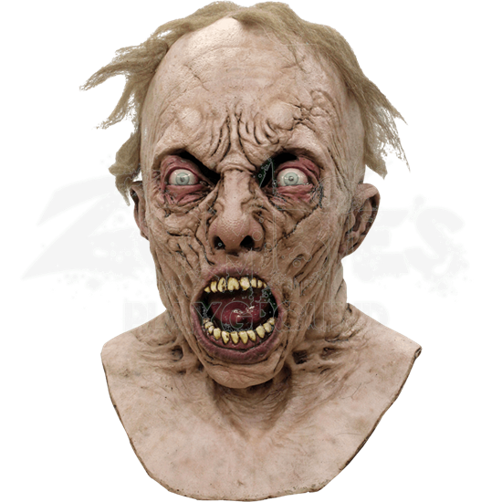 Deluxe WWZ Zombified Scientist Mask