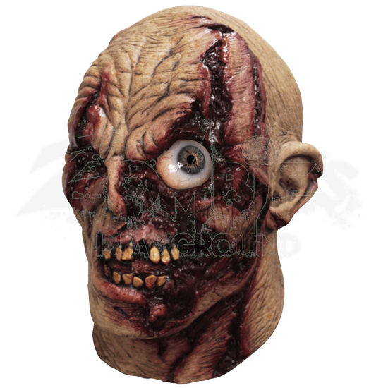 Frantic Eye Zombie Costume Mask