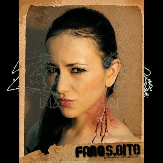 Fangs Bite Prosthetic
