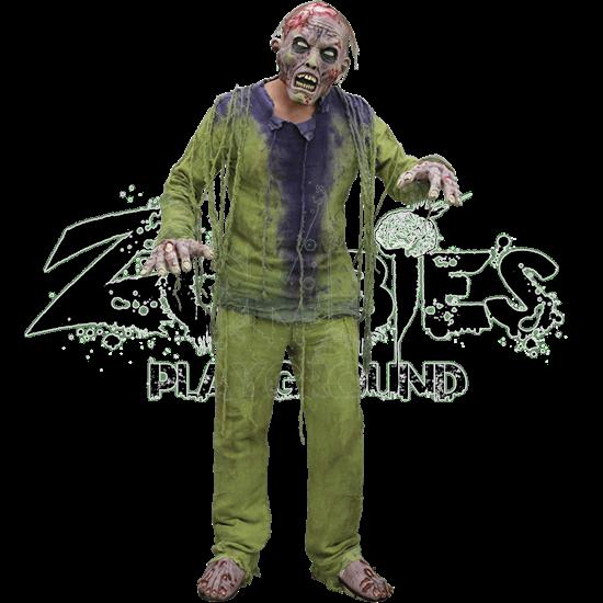 Undead Zombie Costume