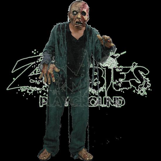 Nightwalker Zombie Costume