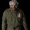Sergeant Zombie Costume