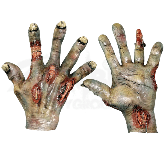 Rotted Hands