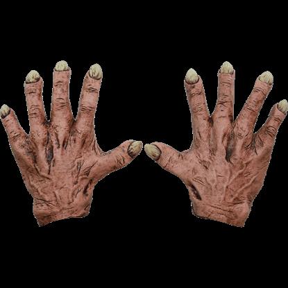 Monster Flesh Hands