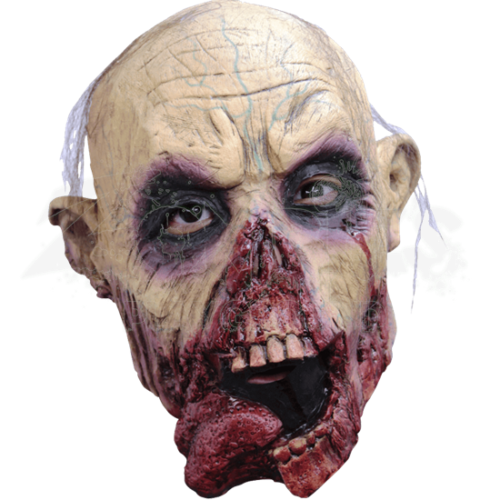 Zombie Tongue Junior Costume Mask