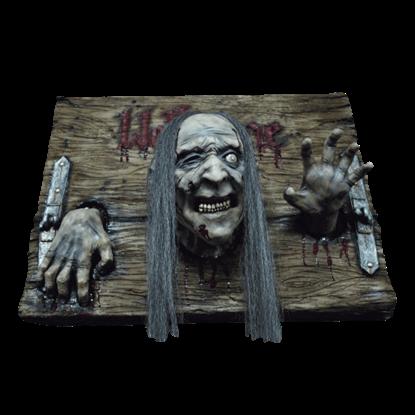 Welcome Zombie Prop