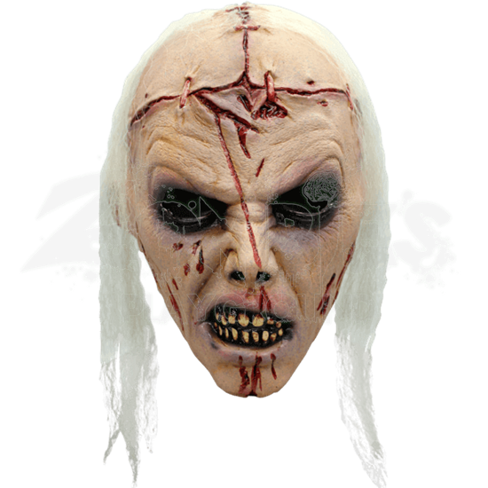 Lobotomy Zombie Mask