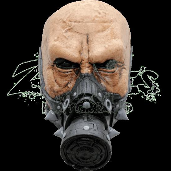 Biohazard Agent Mask