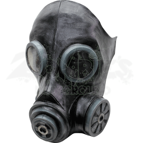 Black Smoke Mask