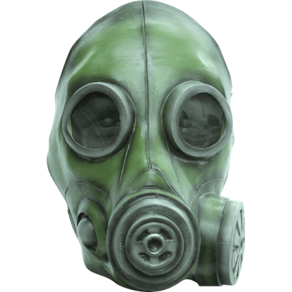 Green Smoke Mask