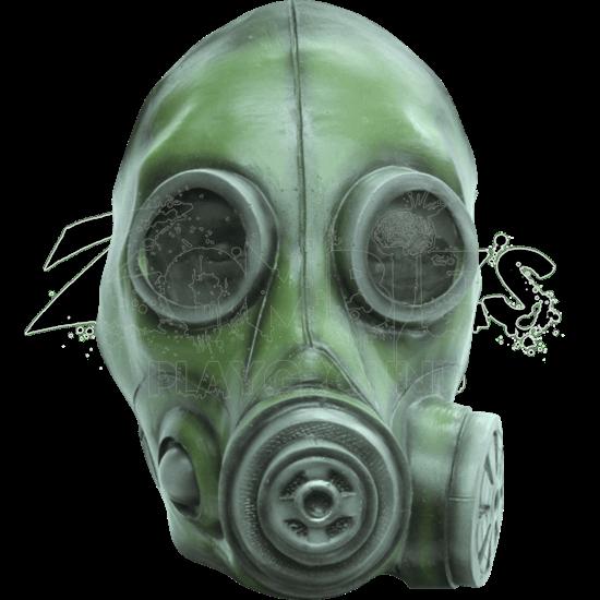 Green Smoke Mask