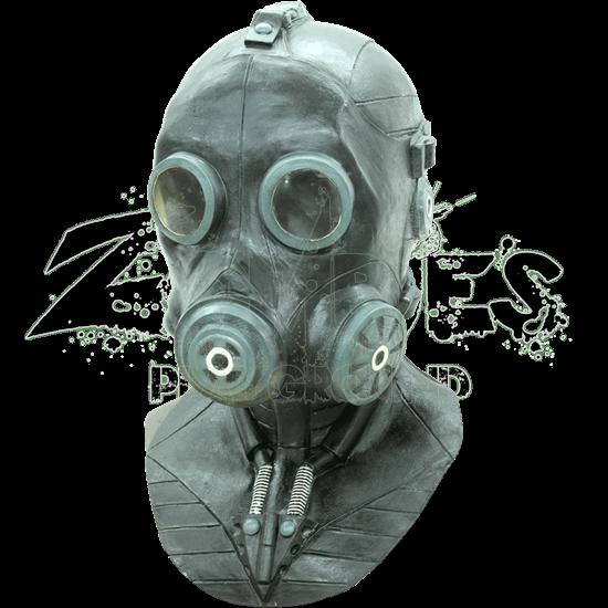 Full Face Smoke Mask