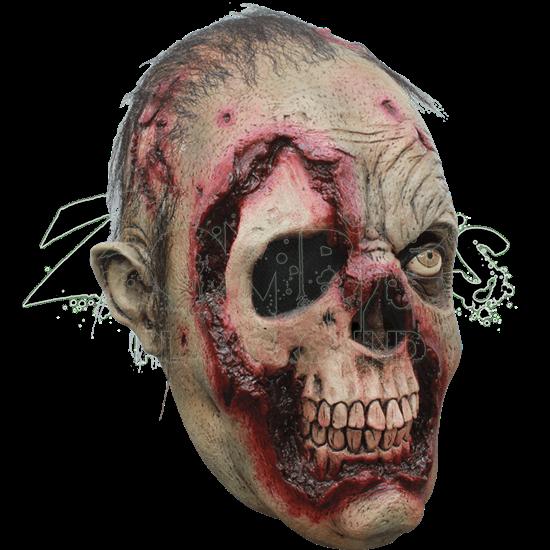 Putrid Zombie Mask
