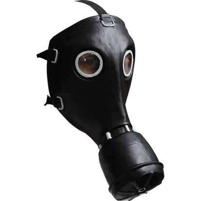 GP-5 Black Gas Mask