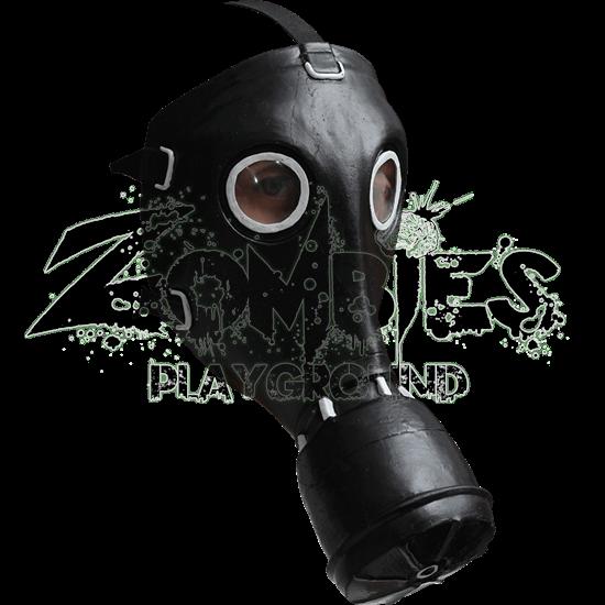 GP-5 Black Gas Mask