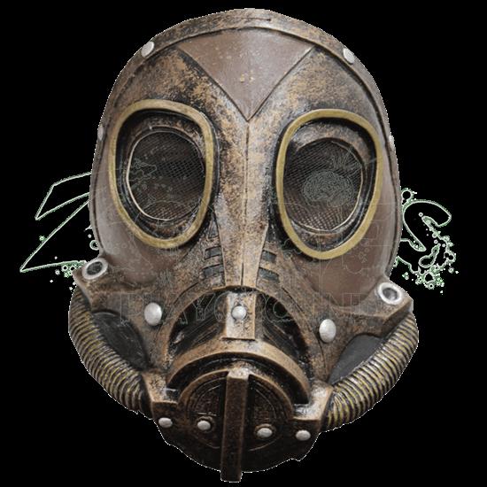 M3A1 Steampunk Costume Gas Mask