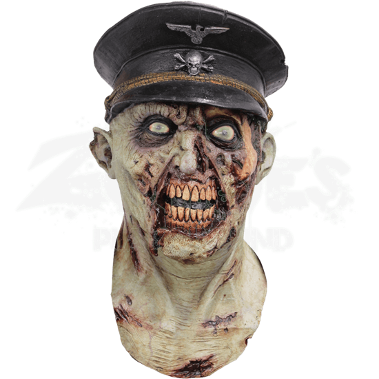 Heer Zombie Costume Mask