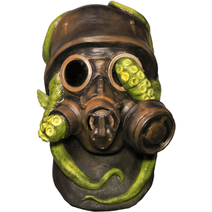 Kraken Warfare Costume Mask