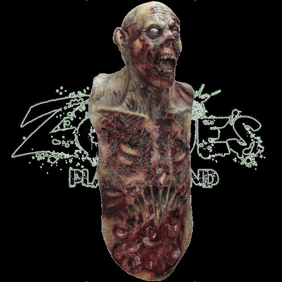 Mega Zombie Costume Mask