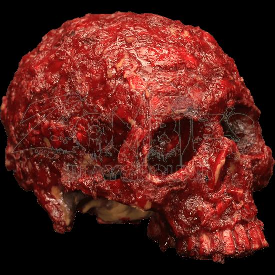 Bloody Scab Skull