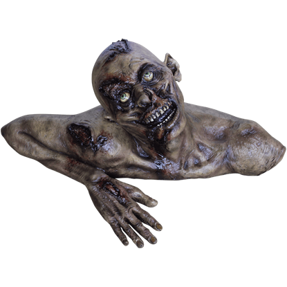 Zombie Ground Display