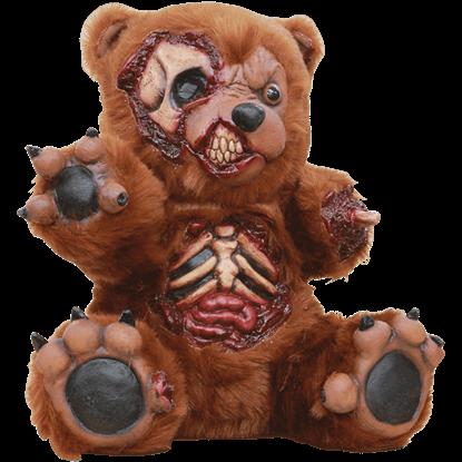 Zombified Bad Teddy