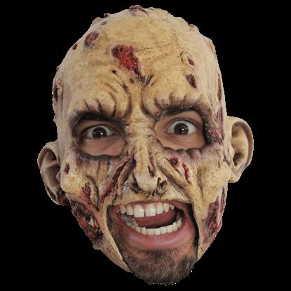 Chinless Zombie Mask