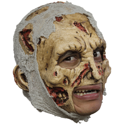 Chinless Zombie Deluxe Mask