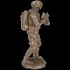 Night Mission Statue