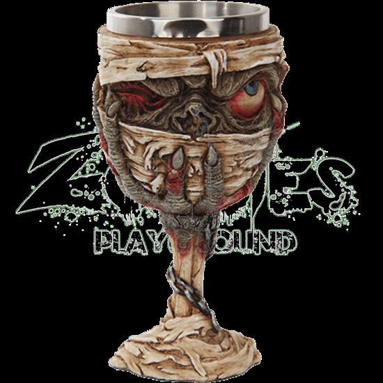Mummified Zombie Goblet