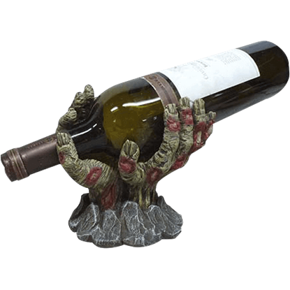 Zombie Hands Wine Holder