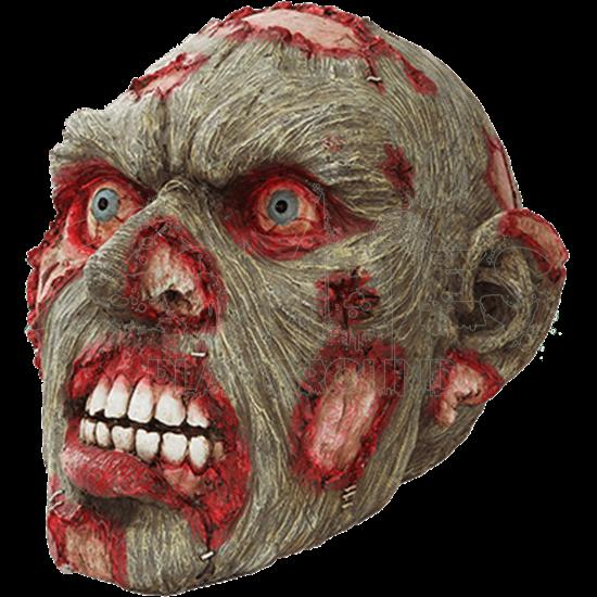 Oversized Zombie Head