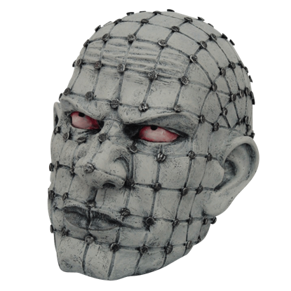Heavy Metal Zombie Head