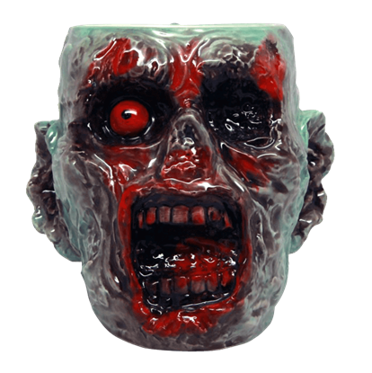 Bloody Zombie Mug