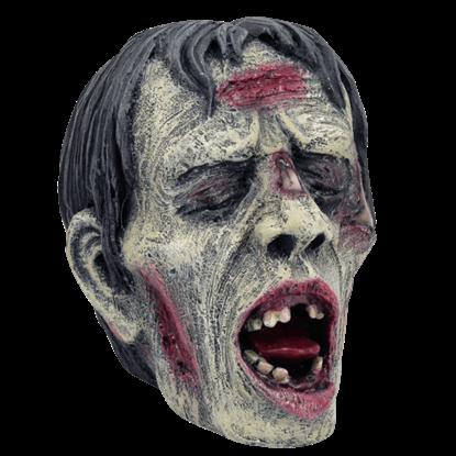 Groaning Zombie Head